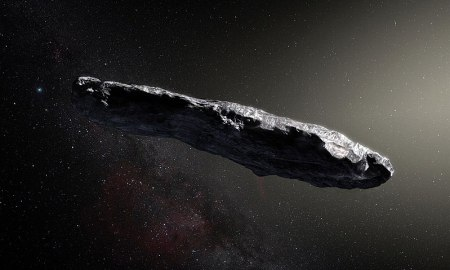 Historia de Oumuamua