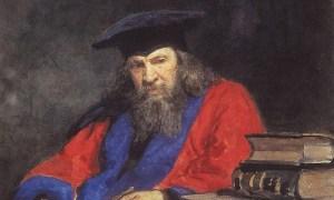 Biografía de Dmitri Mendeléiev