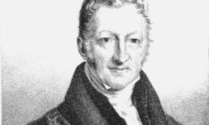 Biografía de Thomas Malthus