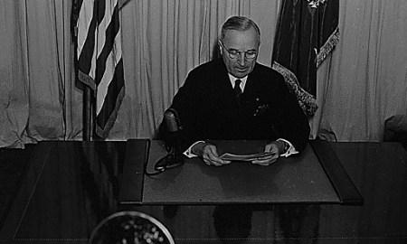 Biografía de Harry S. Truman