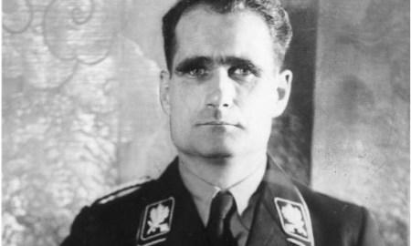 Biografía de Rudolf Hess