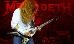 Biografía de Dave Mustaine