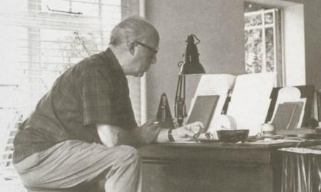 Biografía de Roberto Gerhard