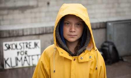 Biografía de Greta Thunberg