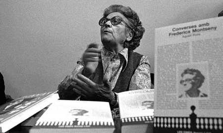 Biografía de Federica Montseny