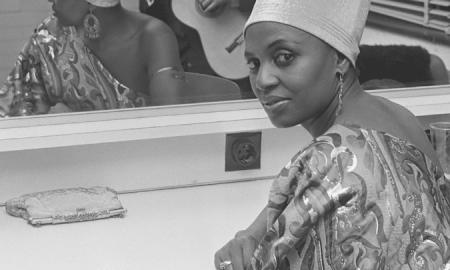 Biografía de Miriam Makeba