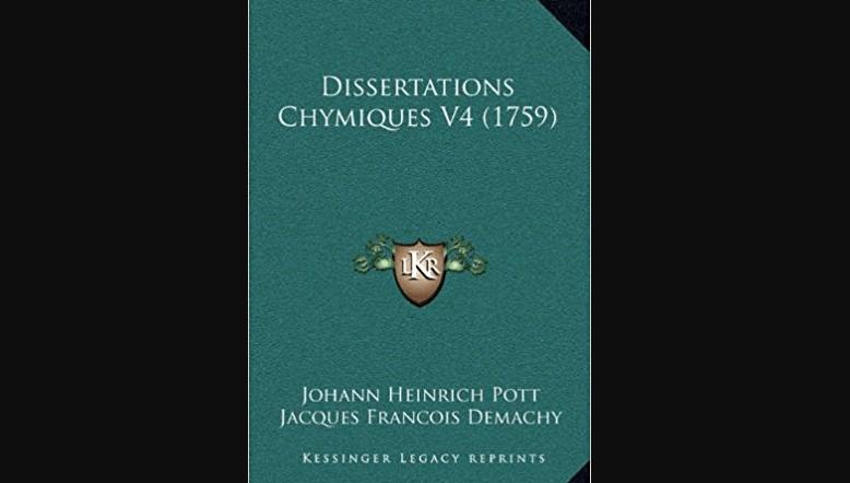 Biografía de Johann Heinrich Pott