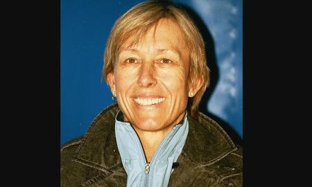 Biografía de Martina Navrátilová