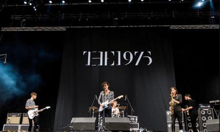 Historia de The 1975