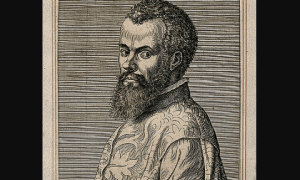 Biografía de Andrés Vesalio