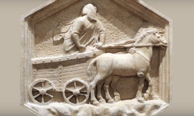 Biografía de Tespis