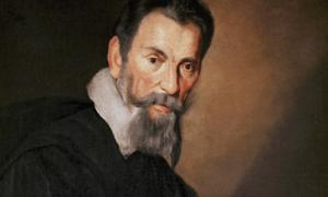 Biografía de Claudio Monteverdi