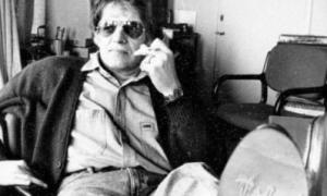 Biografía de Nikos Nikolaidis