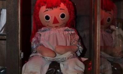 Historia de la muñeca Annabelle