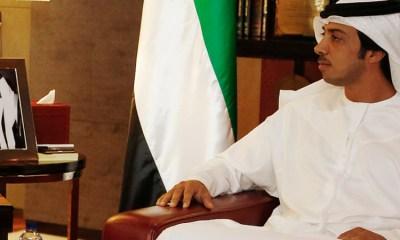 Biografía de Mansour bin Zayed