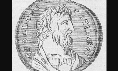 Biografía de Apolonio de Tiana