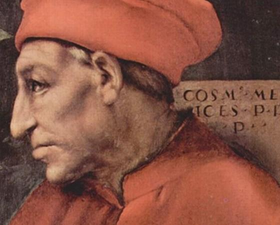 Biografía de Cosme de Medici