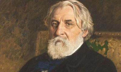 Biografía de Iván Turguénev