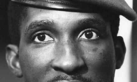 Discurso de Thomas Sankara en Addis Abbeba El 29 de julio de 1987