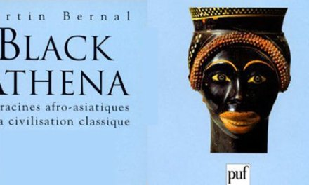 Libro: Atenea Negra Los raíces afro-asiáticas de la civilización clásica de Martin Bernal