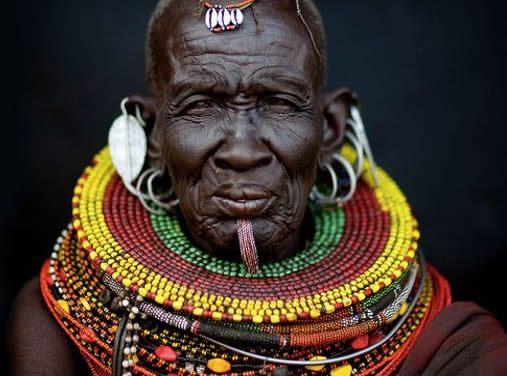 El origen del mito del negro primitivo
