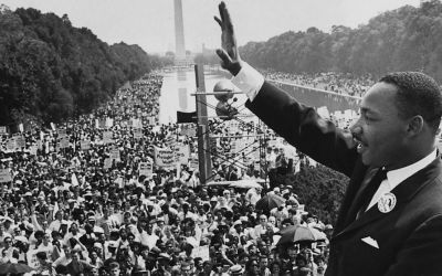 Discurso de Marting Luther King en Washington, DC en 1963