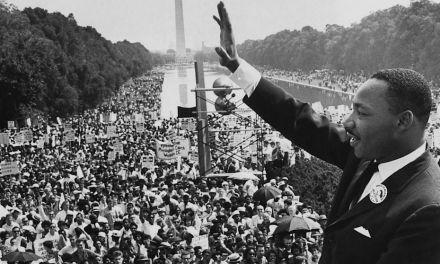Discurso de Marting Luther King en Washington, DC en 1963