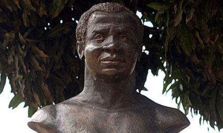 Zumbi de Palmares lider negro antiesclavagista de Brasil