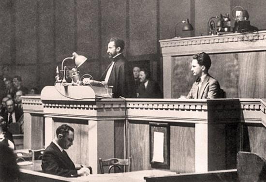 Discurso Haile Selassie I ante las Naciones Unidas