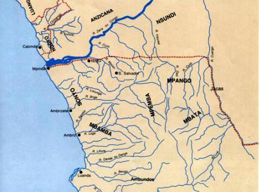 El reino de Kongo