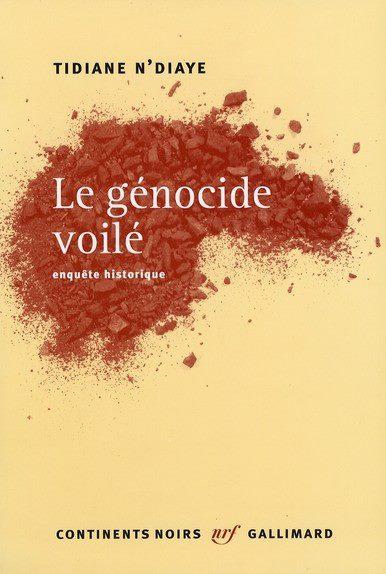 """""""El Genocidio Velado"""" un libro sobre  la trata negrera  arabo musulmán en Africa"""