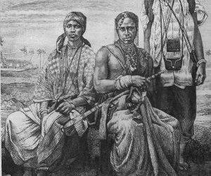 Los wolof:  Origen y Historia