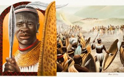 Shaka Zulu y la Nación Zulú