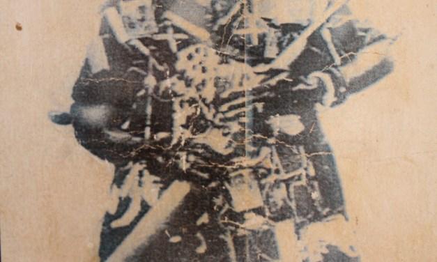 Yaa Asantewaa la reina madre del pueblo Ashanti