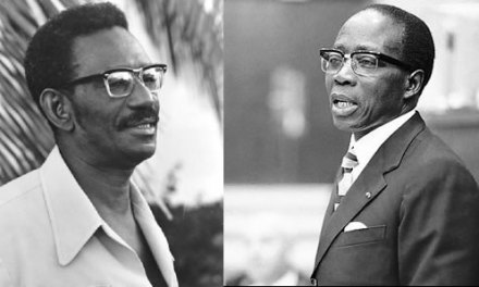 Cheikh Anta Diop VS Leopold Sedar Senghor