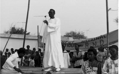 Cheikh Anta Diop quería una África unida y federada