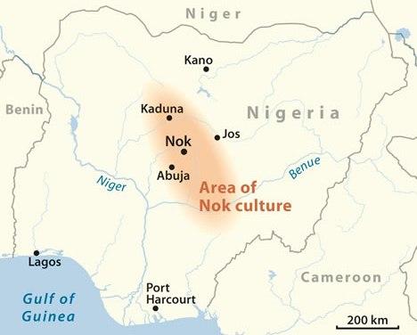 La brillante Civilización Nok de Nigeria (500 A.C)