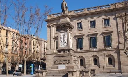 La ciudad de Barcelona sigue rindiendo homenaje a un  negrero