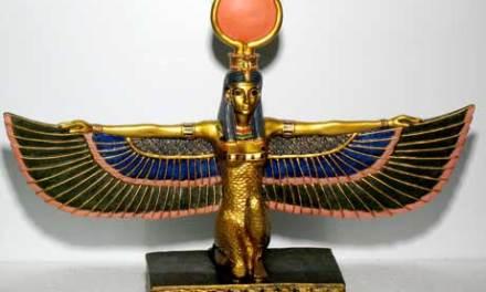 Asε (Isis), El Ancestro-Madre africano