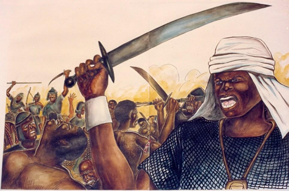 Sundiata Keita, fundador del Imperio de Mali