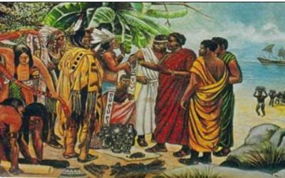 Mansa Abubakry II El imperador de Mali que viajó a America
