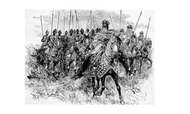 Los reinos (o imperio) Mossi
