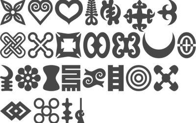 Los símbolos Adinkra de la rica cultura Akan