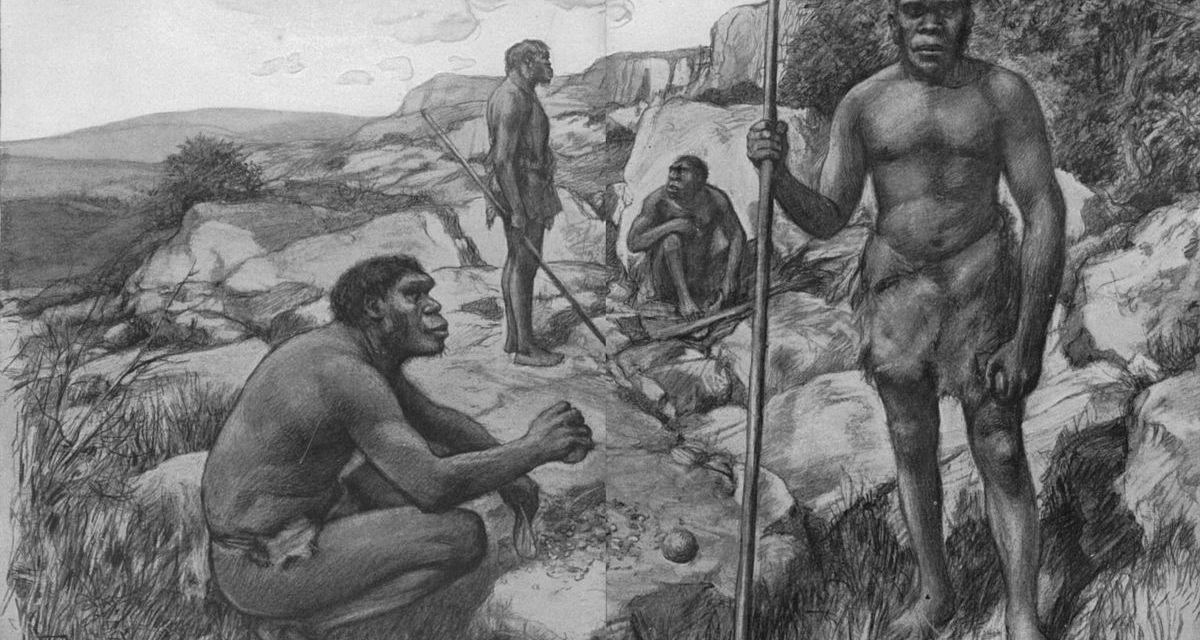Hombre de Broken Hill, Zambia, el Homo sapiens arcaico