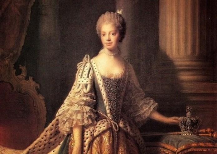 La Reina Charlotte de Inglaterra