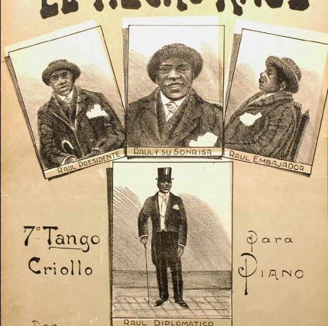 El baile más blanco de América Latina es negro