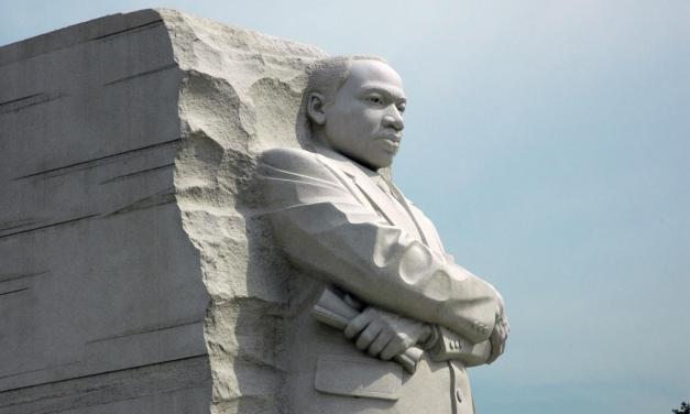 El tercer lunes de enero se celebra el día de Martin Luther King