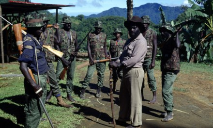 La increíble revolución de Bougainville, o la Revolución del Coco