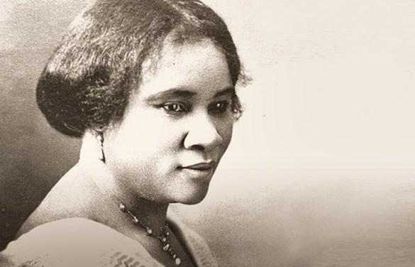 Historia de Madam C. J. Walker de hija de esclavo a empresaria millonaria