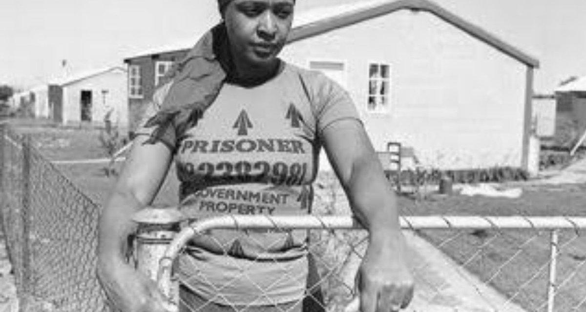 Winnie Madikizela-Mandela la llama de lucha contra el Apartheid